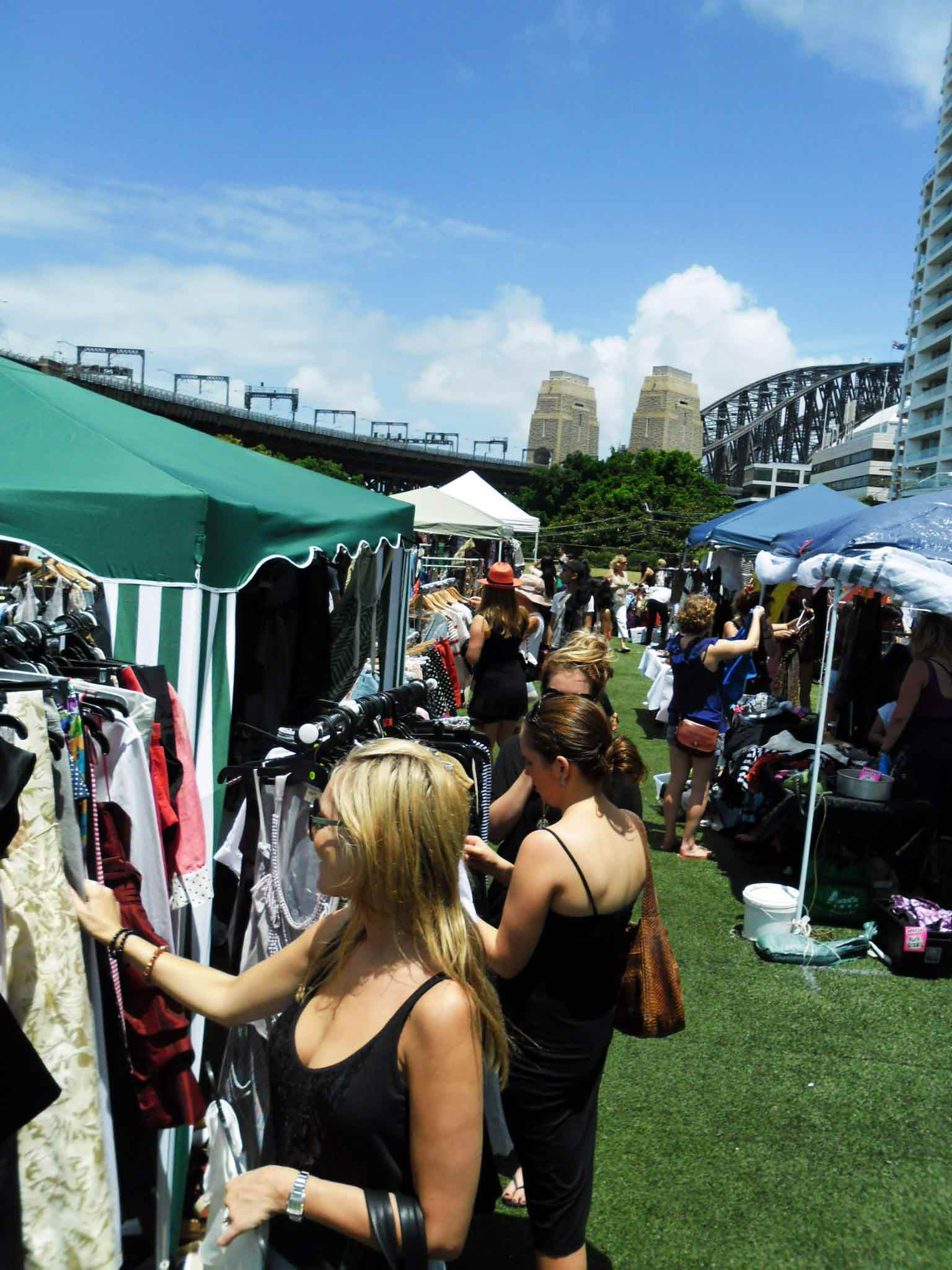 kirribilli sydney markets guide - photo#27